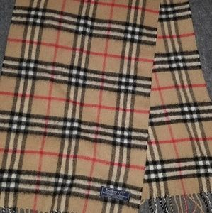 Burberry of London scarf